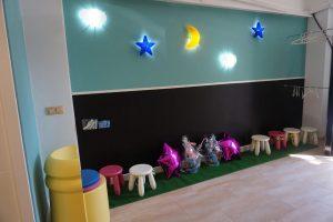 Zona infantil Palmas Palmitas Fuenlabrada