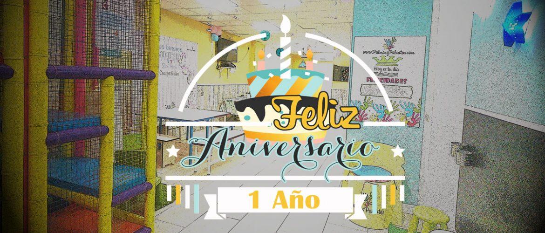 Cumpleaños Palmas Palmitas Fuenlabrada Primer Aniversario