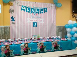 Decoracion-Cumpleaños-Frozen-Mouse-Local-Fuenlabrada-Palmas-Palmitas-lo-Mejor-de-Getafe