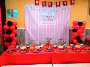 Decoracion-Cumpleaños-Lady-Bug-Local-Fuenlabrada-Palmas-Palmitas-lo-Mejor-de-Getafe