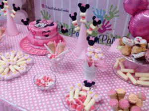 Mesa-Dulce-Cumpleaños-Minnie-Mouse-Local-Fuenlabrada-Palmas-Palmitas-lo-Mejor-de-Getafe
