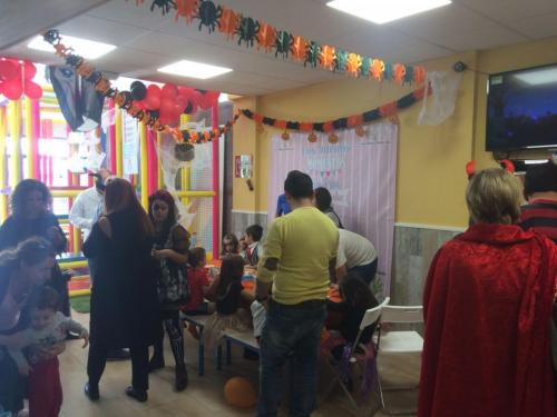 Local Cumpleaños Palmas Palmitas