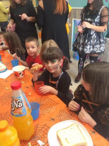 Fiesta Infantil Halloween En Palmas Palmitas