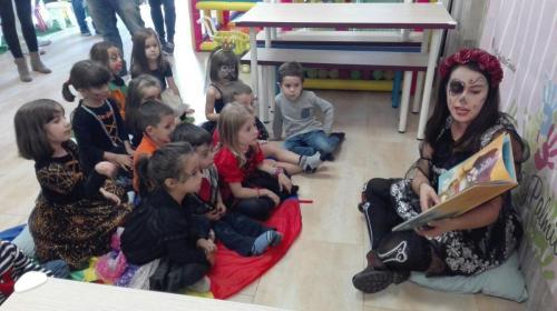 Cuentacuentos En Palmas Palmitas local de eventos