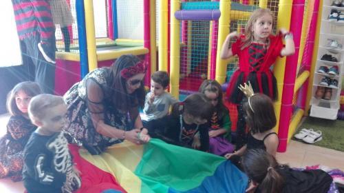 Juegos en fiesta infantil Local de Cumpleaños Palmas Palmitas